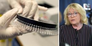 Sedan region Stockholm införde tester för allmänheten har närmare 100 000 prover tagits. Irene Svenonius anser att testning har stor betydelse.