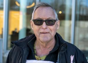 Lars Linnsén, 74 år, pensionär, Söråker