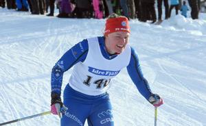 Moras Ida Lindkvist kom på femte plats.
