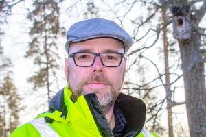 Per- Ola Ahlström, Sverigedemokraternas gruppledare i Avesta, tror på hårdare tag i skolan.