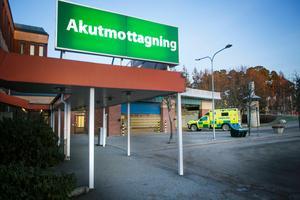 Eivor Skoog tog bussen från affären men det slutade med att hon  fick åka ambulans till akuten. Arkivbild