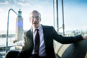 Kenneth Rogoff, en av världens ledande forskare på finanskriser, varnar för att vi står utan en plan för hur vi ska agera när lågkonjunkturen kommer. Bild: Magnus Hjalmarson Neideman/SvD/TT