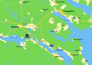 Kvitsle ligger söder om Mattmar i Åre kommun.