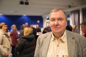 Sven-Olof Järn har bott i Hovsjö i mer än 40 år.
