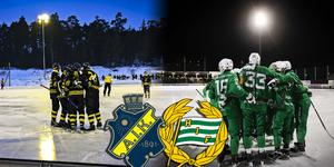 AIK på Bergshamra – Hammarby på Zinken. Så kommer det att bli även fortsatt, efter att AIK fått nej på sin förfrågan till Hammarby.