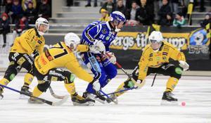 I Helsingehus Arena vann Villa med 8–2 ,mot Broberg, nu blev det 9–3 för Lidköpingslaget som därmed säkrade seriesegern med två omgångar kvar.