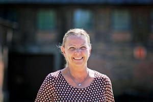 Carina Wåhlin har varit involverad i Brukets dag i några år och är stolt över det programmet man satt ihop i år.