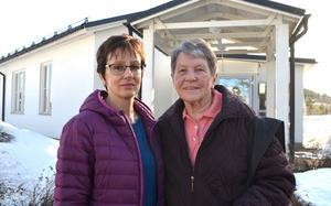 Birgitta Nordström förlorade sin son Jonathan 2005 genom en olycka i hemmet. Kerstin Högberg miste sin son Jörgen 1998 genom suicid. Båda hjälper nu föräldrar som mist barn genom samtal i Febe Medelpad.