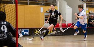 Matilda Henriksson gjorde ett av VIB:s mål.