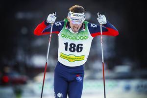 Johan Olsson är tveksam om han ska åka VC i Davos.