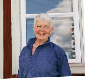 Lena Andersson, keramiker i Karsjö söder om Järvsö.