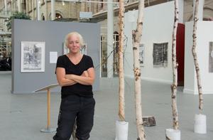Linda Lassons utställning