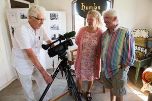 Larz-Thure Ljungdahl har intervjuat Katarina Löthgren och Magnar Sivertsen till sin femte film i serien