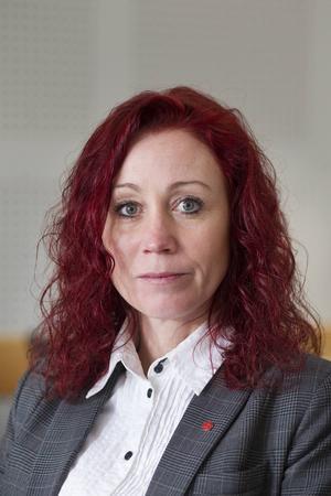 Socialdemokraterna borde stå för rätten att älska den man vill tycker Nina Burchardt (S). Bild: Lars Sundin