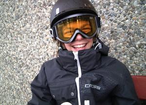 Kasper Nilsson, 14 år, Stockholm.– Nja, egentligen inte. Men jag lovar att jag ska gå och klippa mig.