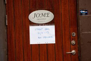 I november 2013 slog polisen till mot hemtjänstbolaget Jome i Södertälje.
