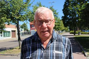 Lars Borg, 81 år, Grängesberg.