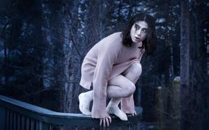 Foto: Matilda Rahm Carlos Romero Cruz i rollen som vampyren Eli.