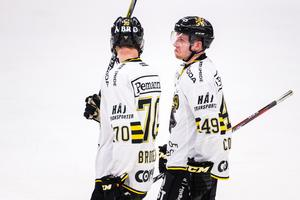 Brian Cooper gjorde sju poäng på tolv matcher med AIK, inräknat både grundserien och slutspelsmatcherna. Foto: Bildbyrån