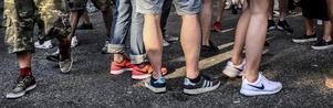 Fler tonåringar kan styra stegen mot vallokalen 2022 om insändarskribenten får sin vilja igenom. Foto: Helena Landstedt/TT