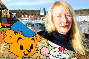 Marielle Frånberg, 34 år, läkare, Stockholm: