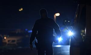 Foto: Johan Nilsson / TT. Gängbråk i Falun är relativt ovanligt enligt polisen.