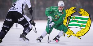 Robin Sundin är klar för sin tolfte säsong i Hammarby. Bild: Sören Andersson/TT