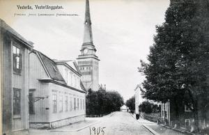 Vykort från 1905.