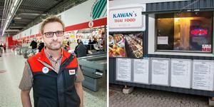 Johan Karlsson, som äger Ica maxi i Hemlingby, har tidigare sagt upp hyresavtalet med Kawan's thaifood. Nu har markägaren gett honom klartecken att fortsätta med andrahandsuthyrningen.