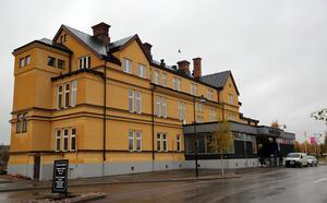 Järnvägshotellet i Orsa öppnade för första gången för 126 år sedan.