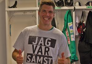 Ted Bergström placerade sig sist i VSK:s VM-tips.