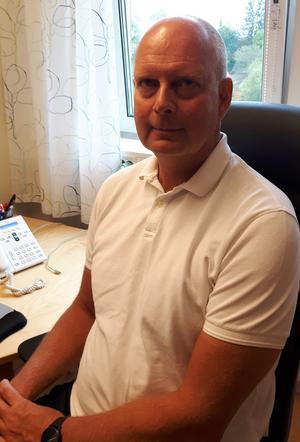Hans Furuhed, avdelningschef på Bariatrisk mottagning inom Region Dalarna. Foto: Privat
