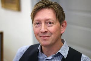 Joakim Storck (C), kommunalråd i Falun.