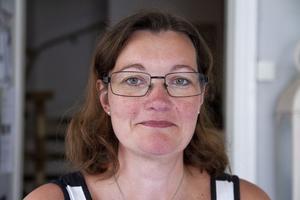 Mikaela Andersson hoppas att inte fler katter drabbas av det som hänt Morris.