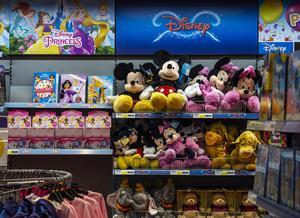 Disney-avdelning .