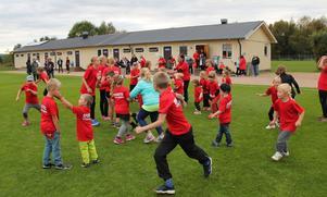 Sportis i Ytterhogdal, ett populärt kvällsnöje.