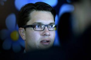 Reidar Lunde undrar hur Jimmie Åkesson och (SD) röstar om skatterna.