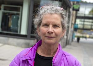Marie Lundblom, 55 år, projektledare, Sundsvall