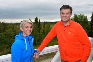 Anders och Linda Doverskog lever och verkar i Grövelsjön och äger Lövåsens fjällhotell. Snart måste de skriva in sig i en personalliggare varje gång de är på arbetsplatsen. Helt onödig byråkrati, menar DT:s ledarredaktion.
