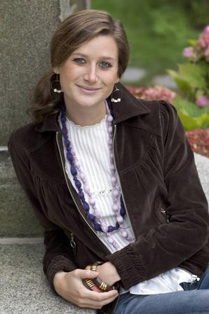 Pjäsförfattaren Lisa dos Santos arbetar även som kammaråklagare i Stockholm.