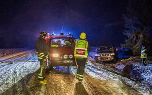 Olyckan orsakades inte bara av halka. Arkivfoto: Niklas Hagman