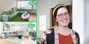 Se hur lite styling kan förvandla bostäder från vardagliga till drömmiga. Fler bilder finns i artiklen där inredaren och homestylingkonsulten Lina Bergroth delar med sig av sina bästa tips.