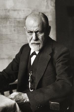 Sigmund Freud 1926. Foto: Ferdinand Schmutzer