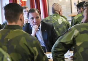 Statsminister Stefan Löfven (S). Foto: Johan Nilsson/TT