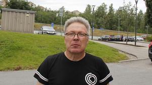 Lars-Gunnar Holmbom, 59 år, chaufför, Tallnäs.