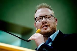 Robert Thunfors (T) vill komma närmare medborgarna i Timrå genom träffarna. Bild: Mårten Englin