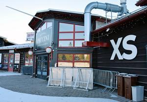 XS Nightclub i Sälen ligger i HC:s gamla lokaler.