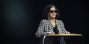 Denise Cresso-Nydén jobbar som politiker för Feministiskt initiativ i Göteborg och är själv blind.
