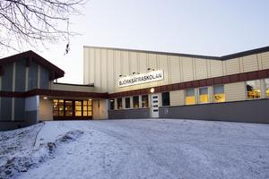 Björksätraskolan har renoverats och kvar är slöjdsalarna och idrottshallen, men det finns andra brister, enligt Sveneric Freijd.