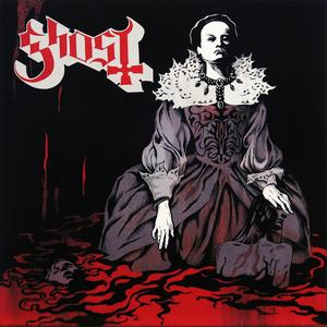 Ghost (32) – Elizabeth / Death Knell (Iron Pegasus Records, 7
